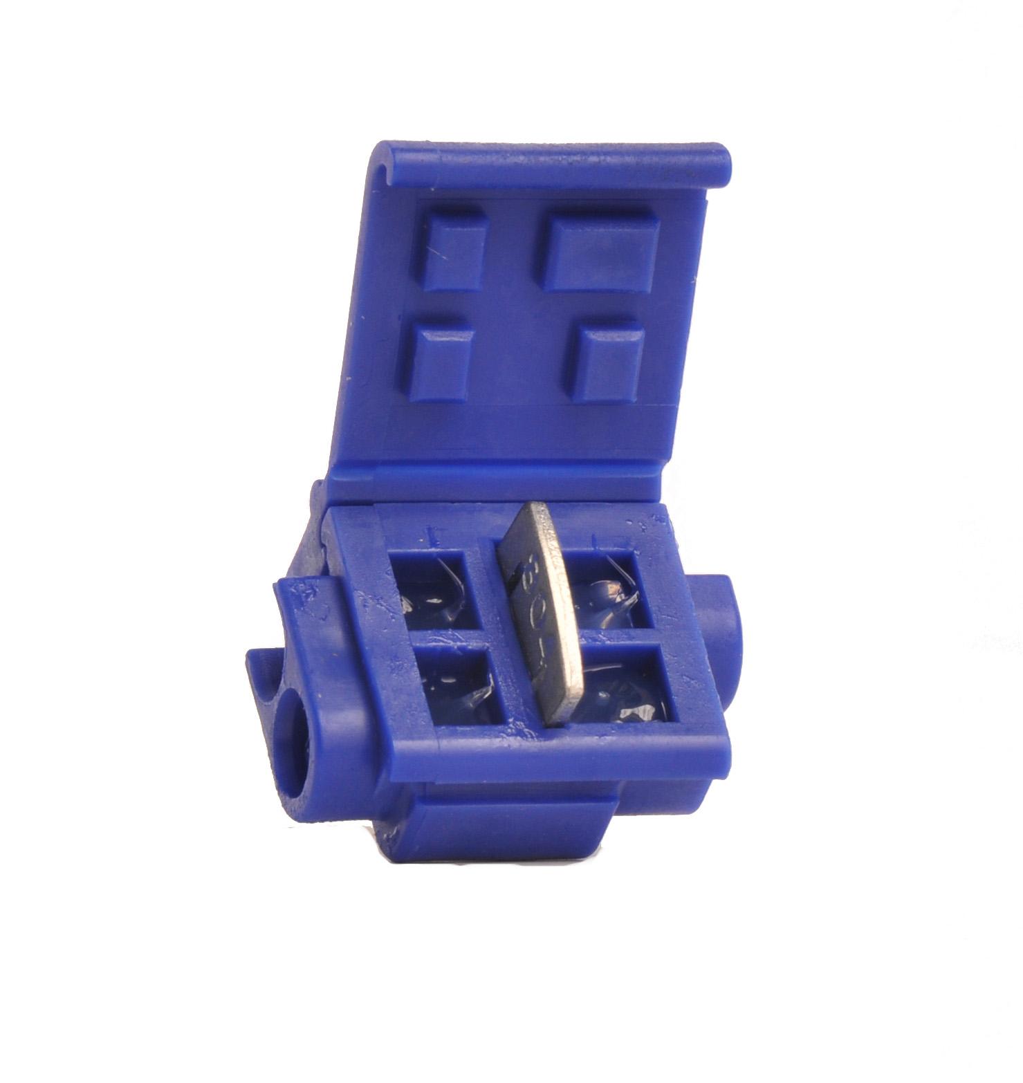 18-14 Blue Inst Tap W/Sealant