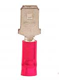 22-18 3-pc Nylon Insulated .250 MQC