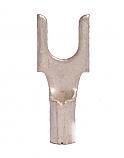 16-14 Non Insulated #8 Block Spade - BZ