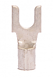 12-10 Non Insulated #8 Block Spade - BZ