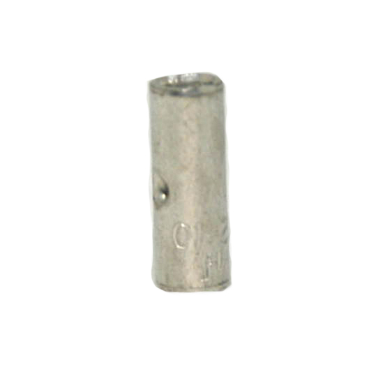 12-10 Non Insulated Butt Connector - .030 Material Thickness