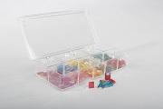 130 pc Micro Fuse Low Profile Kit