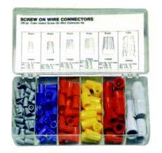 120 pc Screw On Kit