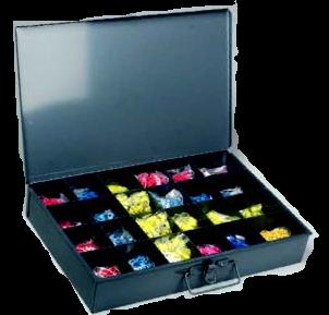 2400 pc Nylon Insulated Starter Kit