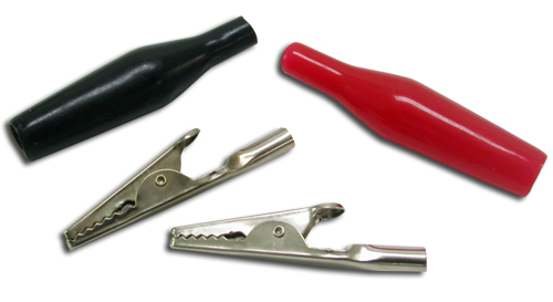 """Alligator Clip 7/16 Max Opening 2"""" Long"""