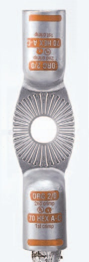 BT Splice - 1/0 AWG  Universal - Black