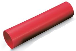 "Heat Shrink - 6"" X 3/16"" Red"