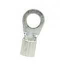 4 Non Insulated 5/16 Ring-Steel-High Temp