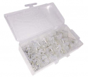 190 pc Closed End Connector Kit