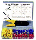 240 pc Nylon Kit  W/Tool