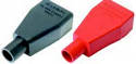 3/0-4/0 Straight Cover - Red or Black