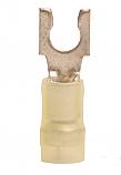 12-10 3-pc Nylon Insulated #10 Snap Spade