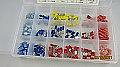 180 pc Quick Connect Kit