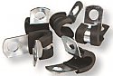 """Steel Cushion Cable Clamp 1/4"""""""
