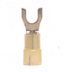 12-10 Nylon Insulated #10 Spade