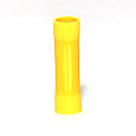 12-10 Vinyl Insulated Butt Connector
