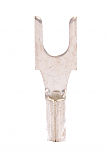 22-18 Non Insulated #6 Block Spade - Wide