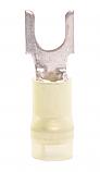 12-10 3-pc Nylon Insulated #10 Block Spade
