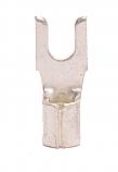 12-10 Non Insulated #6 Block Spade - BZ