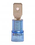 16-14 3-pc Nylon Insulated .187 MQC